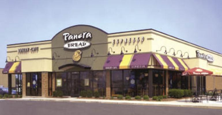 Panera profit up 25% in first quarter