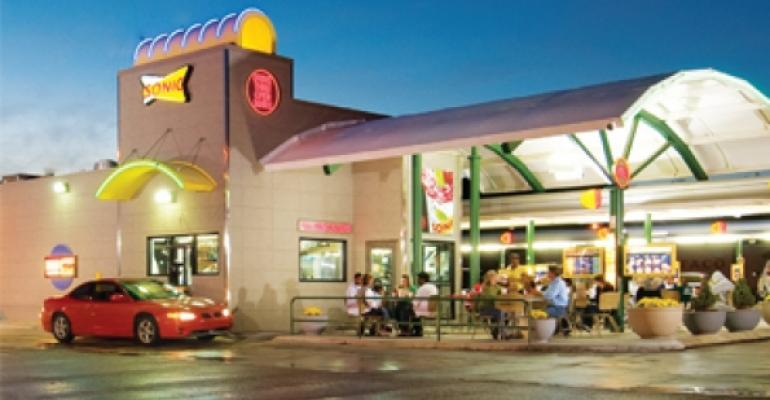 MenuMasters 2012: Sonic, America's Drive-In