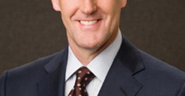 Aramark names Eric Foss president, CEO