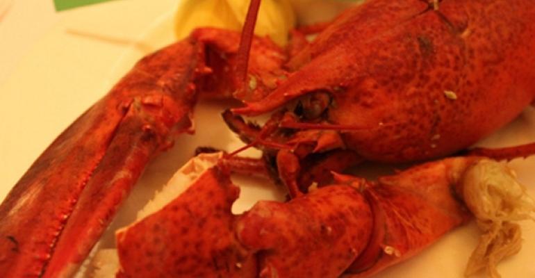 Fourchu lobster