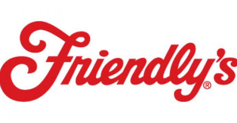 Friendly's names Patrick Hickey CFO