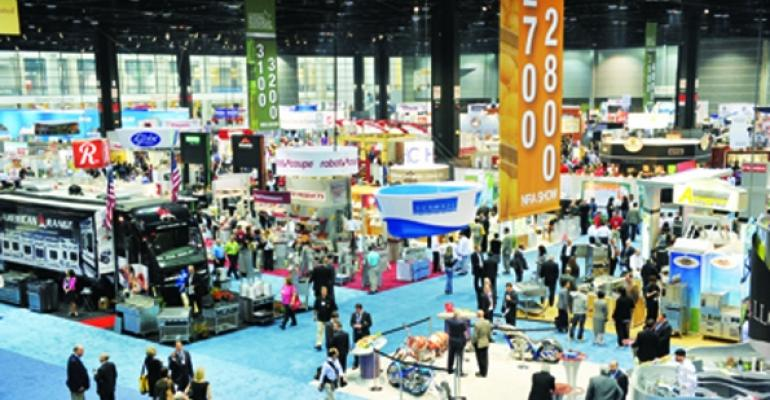 NRA Show restaurant industry show Twitter