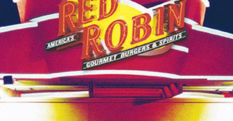 Red Robin retools marketing