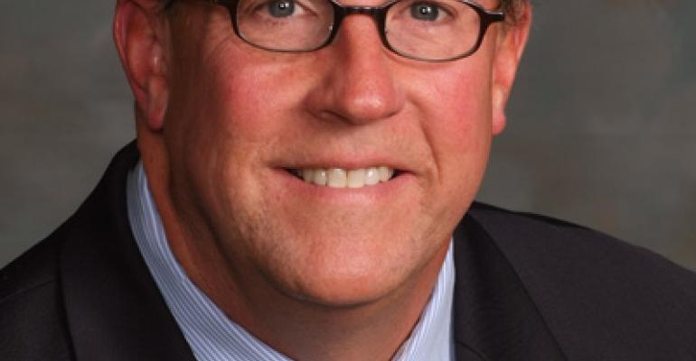 Max & Erma's promotes Steve Weis to president