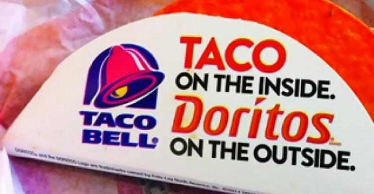 Taco Bell CEO reveals coming menu moves