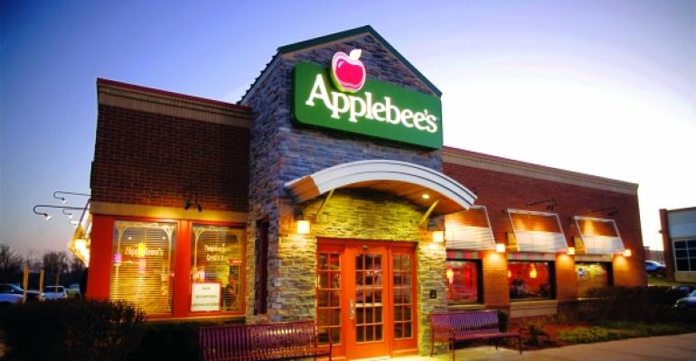 Applebee's franchisee causes stir with 'Life is Better Shared' campaign