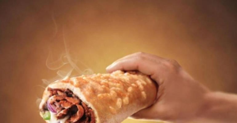 Pizza Hut targets sandwich chains with new P'Zolo