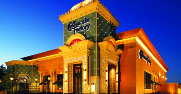 The Cheesecake Factory: Menu drove positive 2Q performance