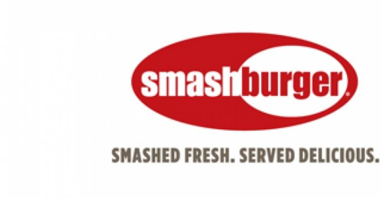 Smashburger debuts first widescale marketing push