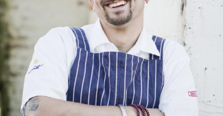 Chef Chris Cosentino pushes boundaries of Italian cuisine
