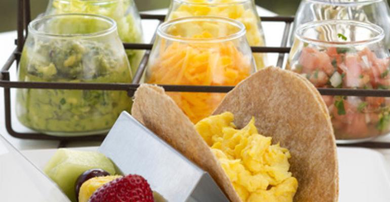 Hyatt debuts healthful kids' menu items