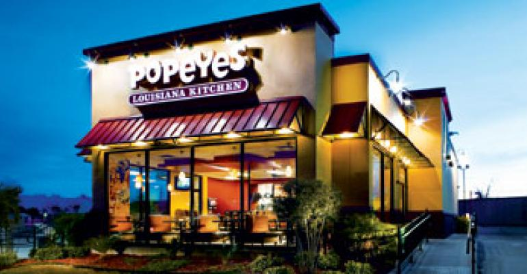 Popeyes: Promotions, efficiencies to offset commodities costs