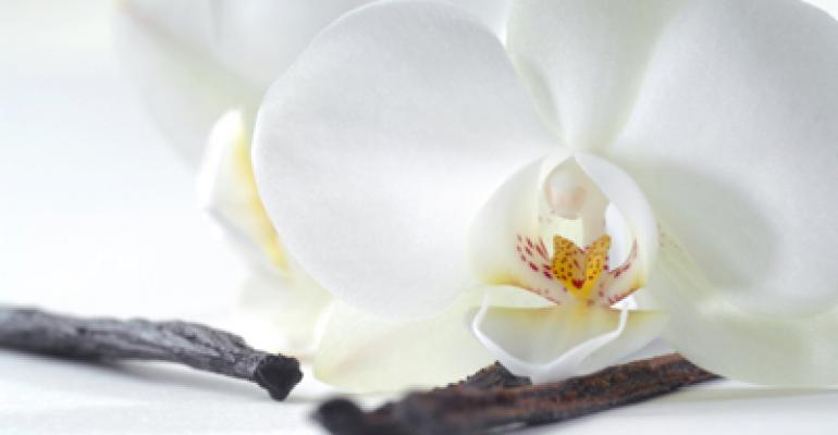 Chefs use vanilla in bold dishes