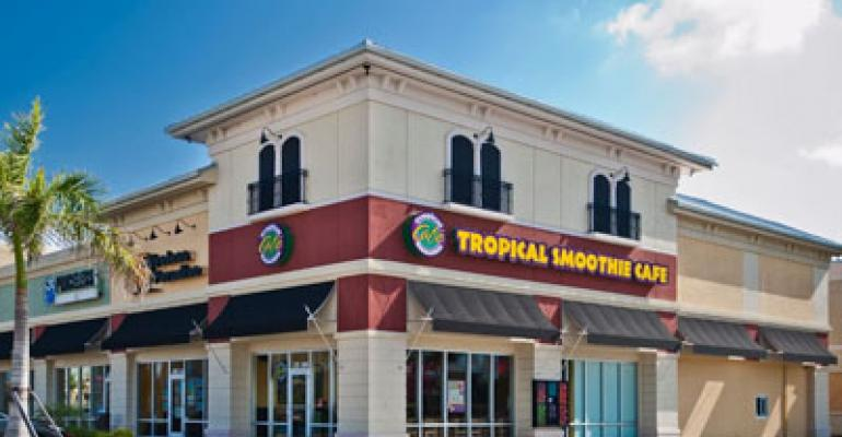 Tropical Smoothie Café under new ownership
