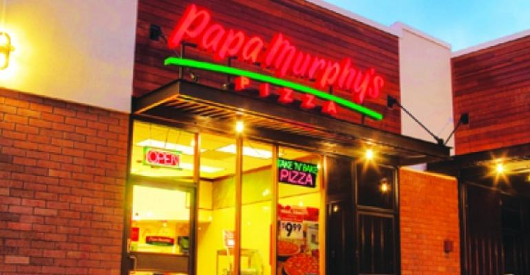 Papa Murphy's Take 'N' Bake Pizza plans 100 units in Middle East