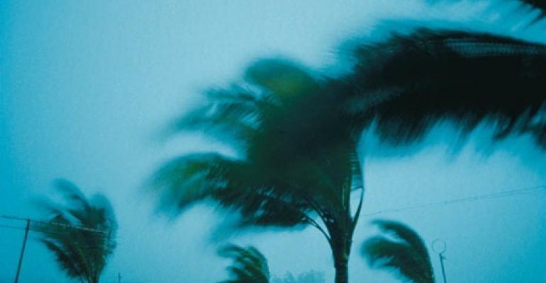 Restaurants feel impact of Hurricane Sandy