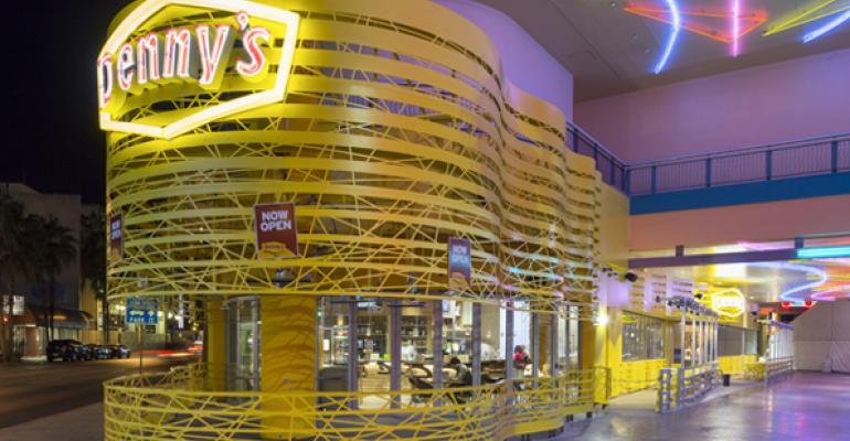Denny's opens flagship unit in Las Vegas