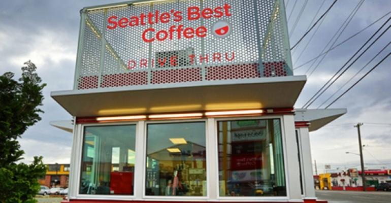 Seattles Best drivethru
