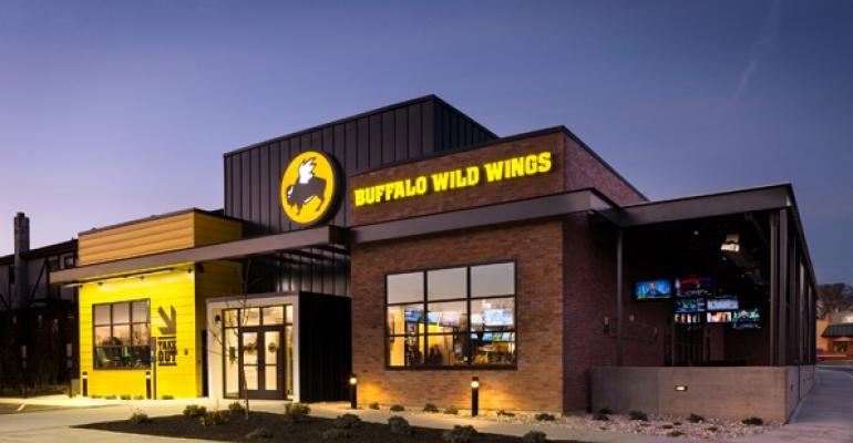 Buffalo Wild Wings prototpye