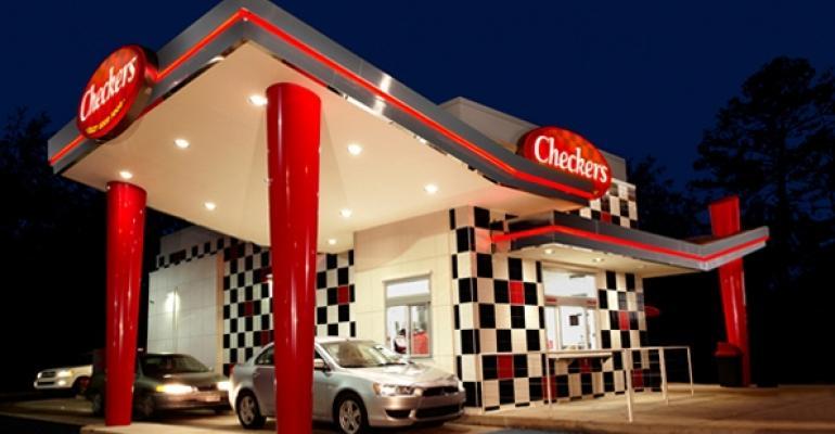 Checkers exterior