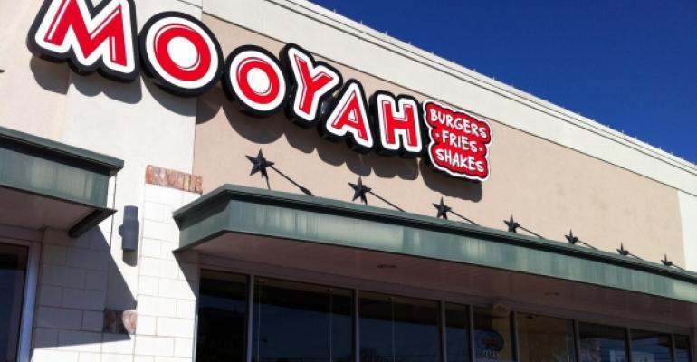 Mooyah exterior