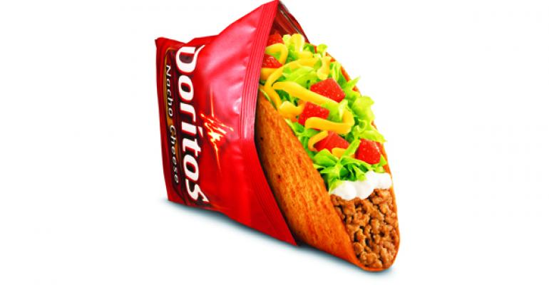 Doritos Locos Tacos a standout success of 2012