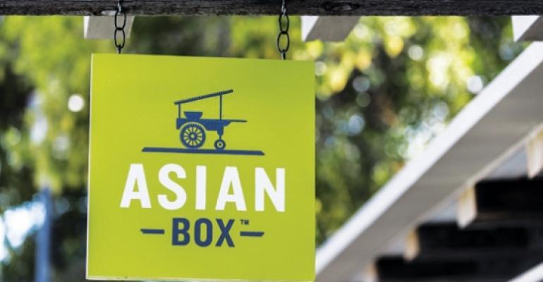Breakout Brands: Asian Box
