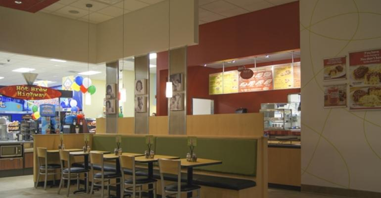 Restaurant chains to drive growth through nontraditional locations