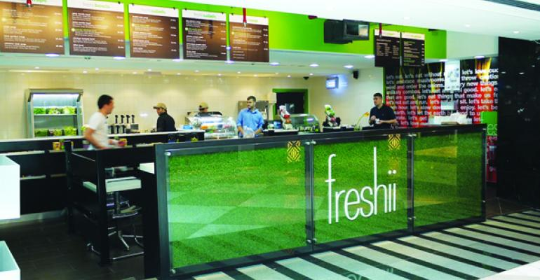 Freshii CEO discusses move into China