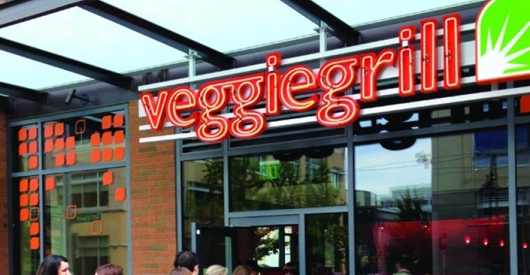 Veggie Grill exterior