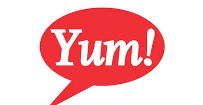 Yum lowers 4Q sales guidance for China a second time