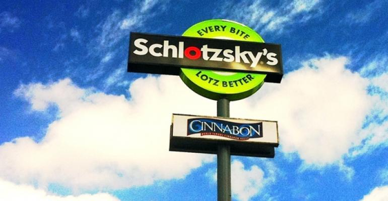 Schlotzsky's to add 170 restaurants in California