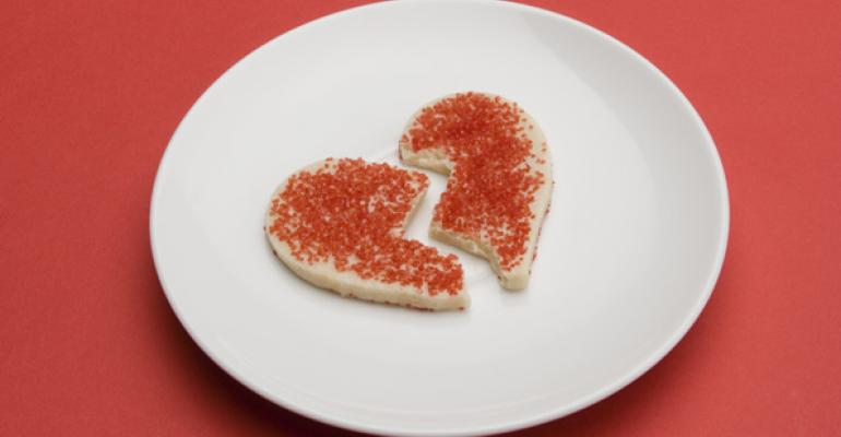 Restaurants market to single diners for Valentine's Day