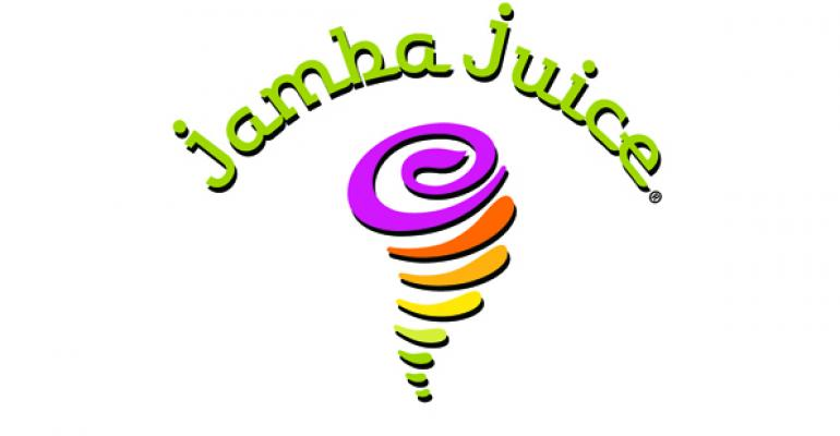 Jamba looks to fresh juice to boost sales
