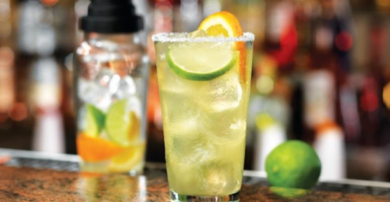Smokey Bones Bar  Fire Grills Fresh Diamond Margarita
