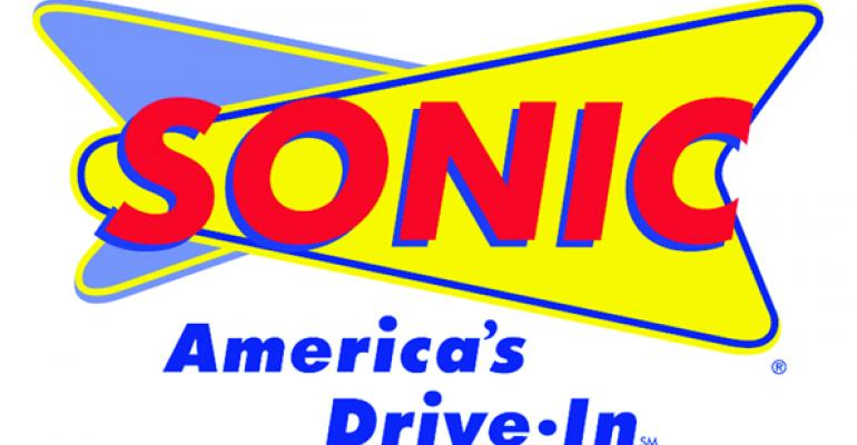 Sonic exploring loyalty program, new ads