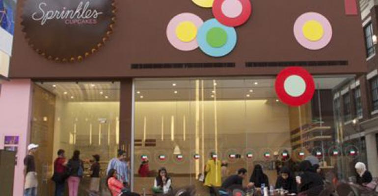 Sprinkles' growth plans go beyond cupcakes