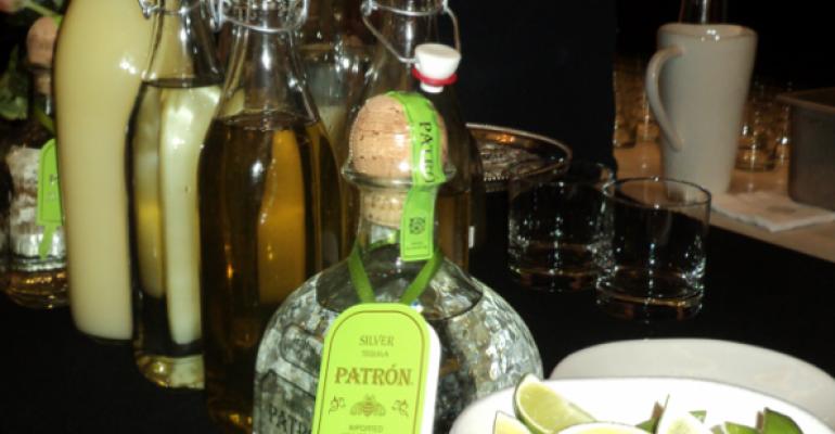 Tasting Chipotle's new Margarita