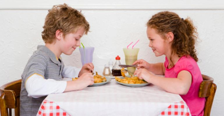 7 steps to more healthful kids' meals