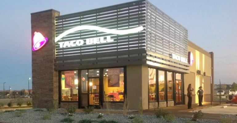 Taco Bell aims to improve nutrition by 2020