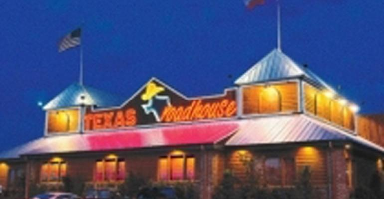 Texas Roadhouse 1Q profit rises 39%