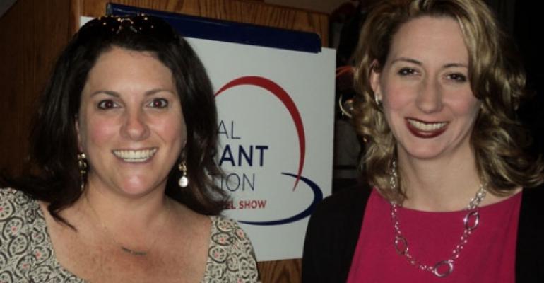 Jennifer Bilbro and Sue Hensley
