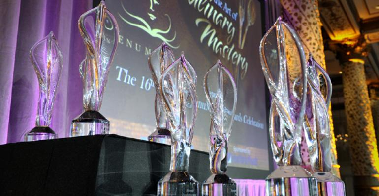 Restaurateurs celebrate culinary innovation at 2013 MenuMasters awards