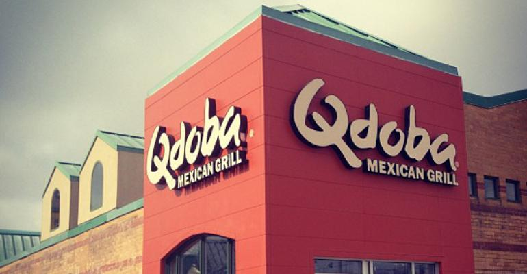 Qdoba same-store sales decline in 2Q
