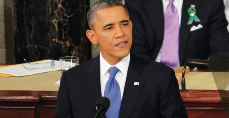 Most businesses must begin offering workers health insurance in about eight months under the PPACA signed into law by President Barack Obama in 2010