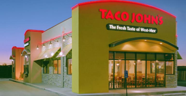 Taco John's names Shawn Eby VP of operations