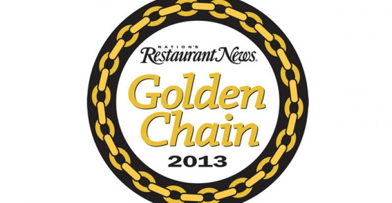 Meet the 2013 Golden Chain Award winners