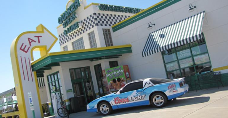 Quaker Steak & Lube lets consumers pick next location
