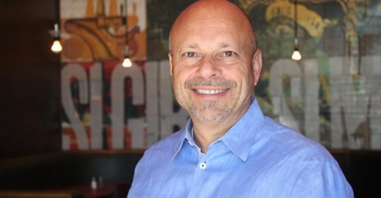 Brownell says Spin takes its service style a step beyond typical fastcasual concepts