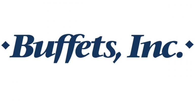 Buffets Inc.: 2013 sales results strongest in 8 years
